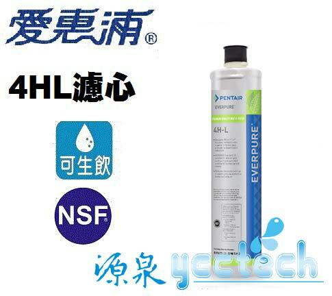 EVERPURE愛惠浦公司貨抑垢+除鉛型4HL淨水器濾芯