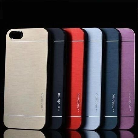 【清倉】蘋果 iPhone 6S 4.7吋 金剛拉絲手機殼 Apple iPhone 6/6s 金屬殼磨砂PC硬殼邊框 二合一保護殼