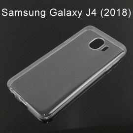 超薄透明軟殼[透明]SamsungGalaxyJ4(2018)
