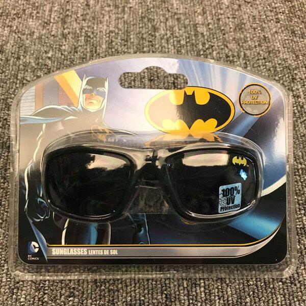 BEETLEDISNEYSUNGLASSES蝙蝠俠BATMAN兒童黑黃太陽眼鏡美國迪士尼抗UV