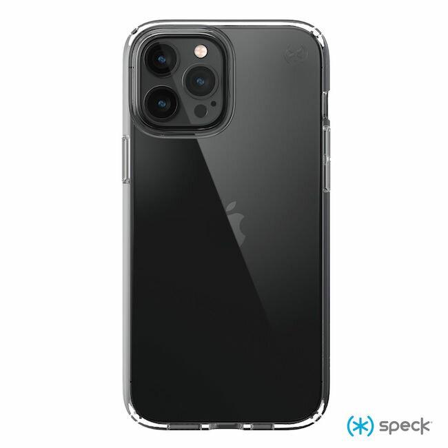 Speck Presidio Perfect-Clear iPhone 12 Mini / Pro / Max 透明抗菌防摔殼
