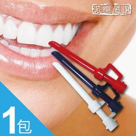 派樂立潔牙Any jet水龍頭增壓沖牙器-專用替換噴嘴(1包3入) 此為配件賣場 免插電沖牙機 5秒安裝 水柱沖力調整 口腔衛生牙齒保健