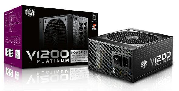 迪特軍3C:【迪特軍3C】COOLMASTERV系列V1200電源供應器PC電源供應器POWER