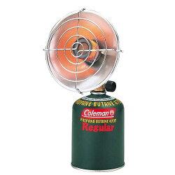 【鄉野情戶外用品店】 Coleman |美國|  露營用瓦斯暖爐/CM-8054JM000