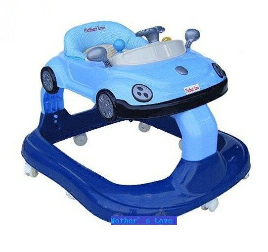 Mother's Love 學步車 藍色跑車