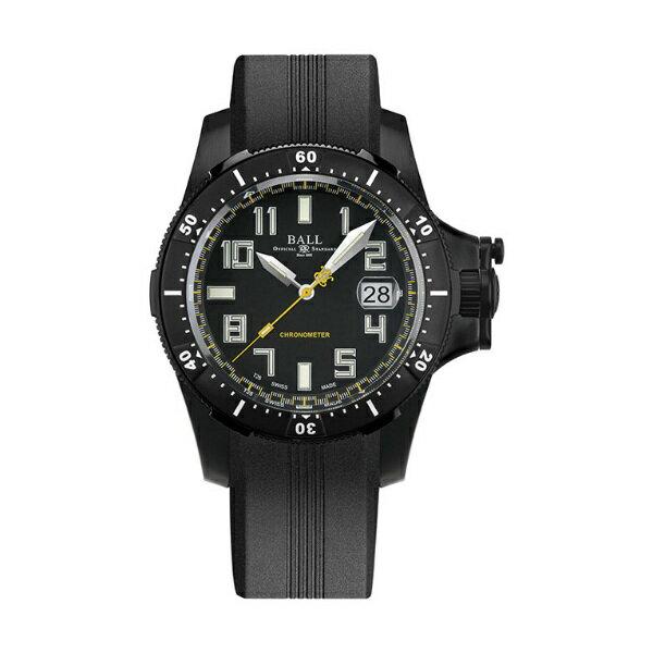 BALL 波爾錶DM2176A-P1CAJ-BK Engineer Hydrocarbon極限攀岩天文台腕錶/黑面42mm