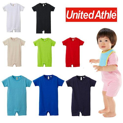 【ESTS】UnitedAthle5.6oz純棉嬰兒短袖包屁衣5148-02多色