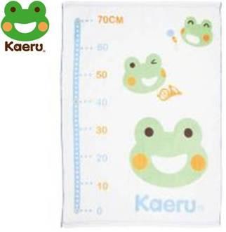 『121婦嬰用品館』哈皮蛙 長方形雙層紗布浴巾 2