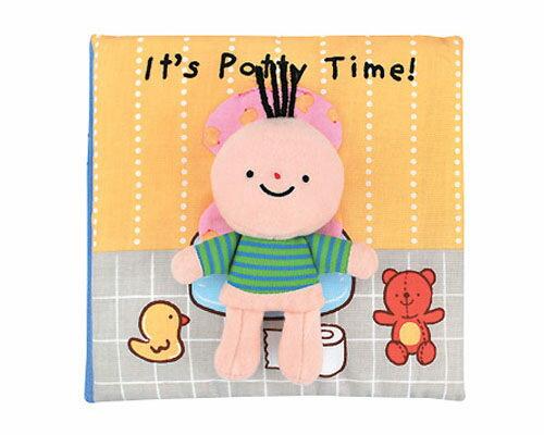 『121婦嬰用品館』k's kids 布書系列 - 便便時間到囉! 0