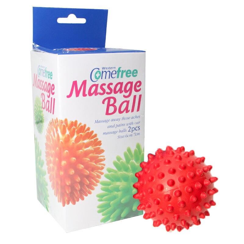 【醫康生活家】Comfree指壓按摩球 2入/盒