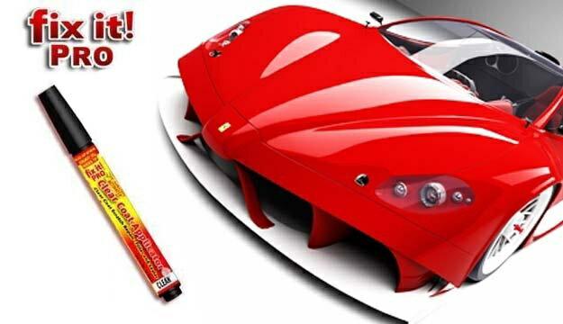 Fix it pro 汽車刮痕修復筆 汽車刮傷修復 刮痕修復 擦傷修復