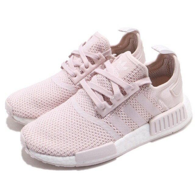 【ADIDAS】NMD_R1 紫藕 經典鞋 休閒鞋  慢跑鞋 女 訂價5290 B37652 (Palace store) 0
