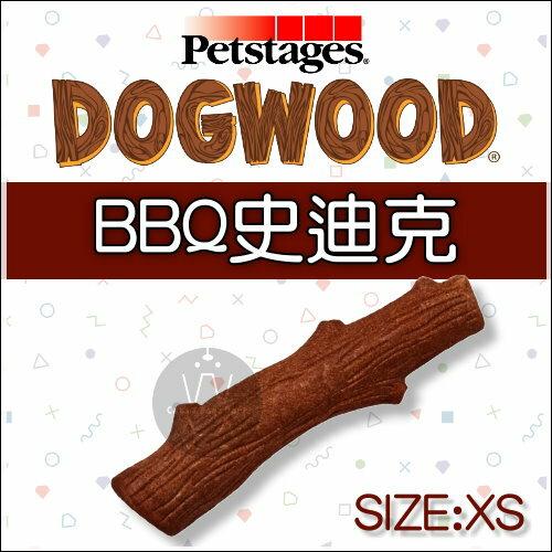 +貓狗樂園+Petstages|chew。啃咬樂趣。BBQ史迪克。XS|$150