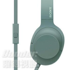 <br/><br/>  【曜德★好禮回饋】SONY MDR-H600A 綠 繽紛摺疊攜帶式 線控MIC 耳罩式耳機 ★ 免運 ★ 送收納袋+帆布手提袋<br/><br/>