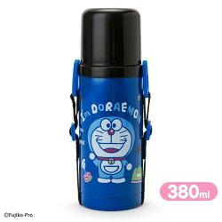 大賀屋 日貨 哆啦A夢 不鏽鋼水壺 保溫瓶 保溫 保冰 水壺 不鏽鋼 水瓶 小叮噹 Doraemon 正版 L00010874