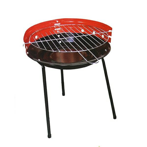 """名仕14""""圓型烤爐 簡易烤肉架 烤肉爐 中秋烤肉 露營 燒烤 炭烤 野炊 戶外郊遊 BBQ"""