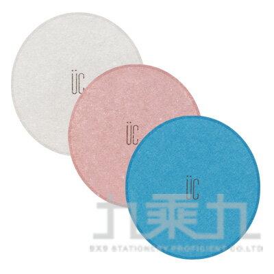 【618購物節 最低五折起】UC圓形吸水杯墊 MD3769(顏色隨機出貨)