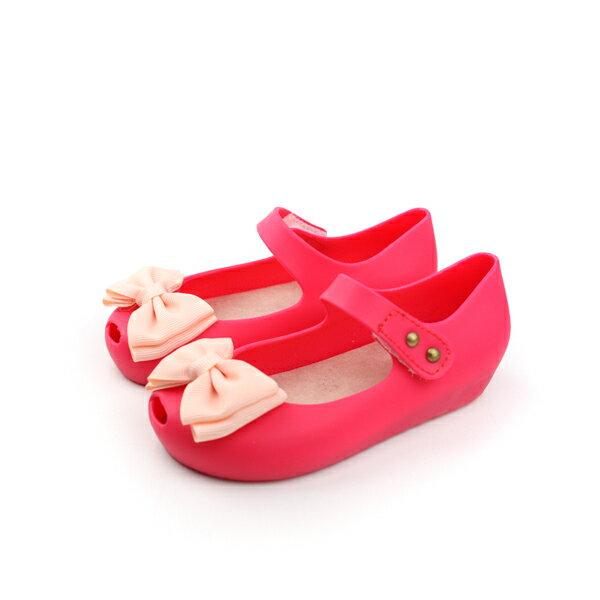 休閒平底鞋 童鞋 紅色 小童 no003