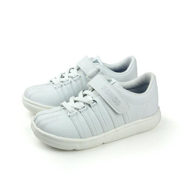 K-SWISS 運動鞋 白 中童 no008