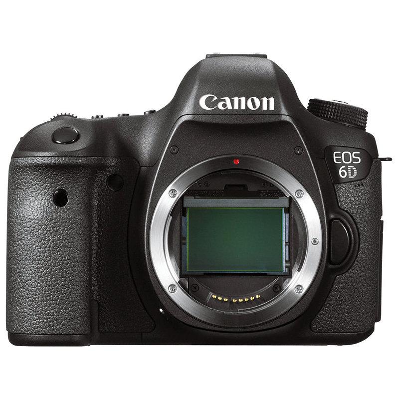 ~相機 ~ Canon EOS 6D 單機身 全片幅 彩虹 貨