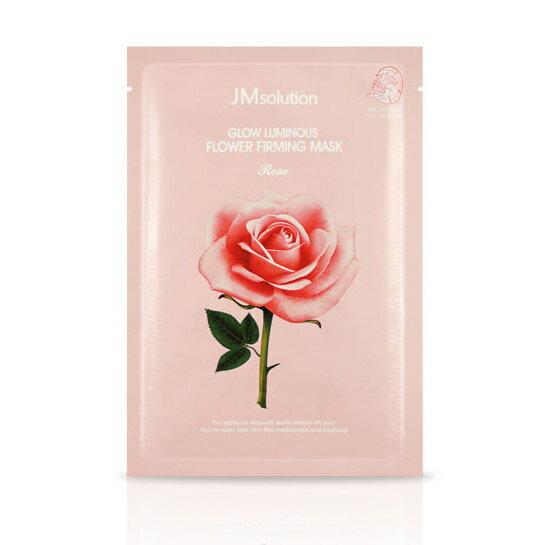JMsolution 玫瑰補水保濕面膜 10片入熱銷面膜  【SP嚴選家】