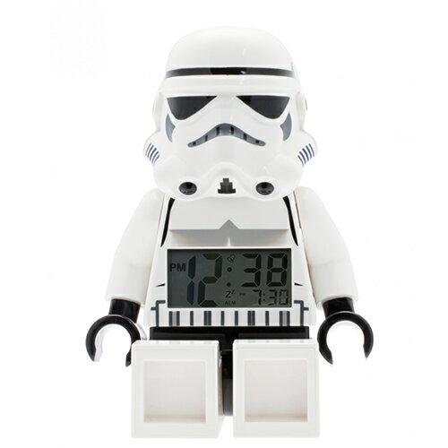 免運費【 LEGO 樂高鬧鐘 】星際大戰 沙漠白兵人偶鬧鐘