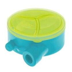 英國 Brother max 旋轉式奶粉分裝盒(藍色)【悅兒園婦幼生活館】