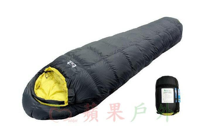 ~~蘋果戶外~~吉諾佳 AS500L ~送睡袋內套~超輕保暖型羽絨睡袋 絨重500g 僅9