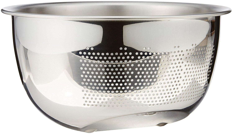 日本MARUEFU 藤井器物製作所 3way不鏽鋼排水碗 / 濾水盆 / 4537982001177。1色-日本必買  / 日本樂天代購(2234*0.4) /  件件含運 1