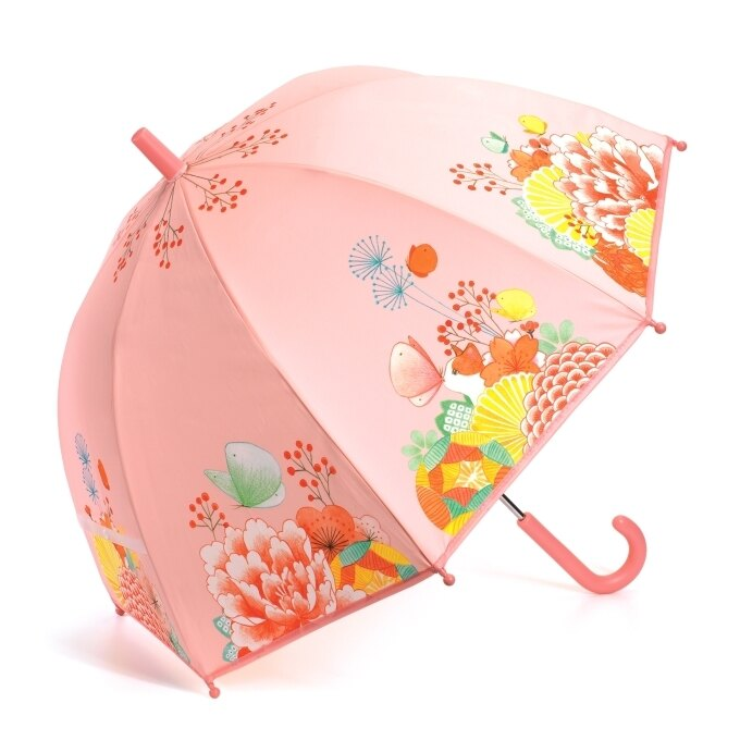 法國 Djeco智荷 藝術插畫雨傘 / 透明傘(多款任選) 1