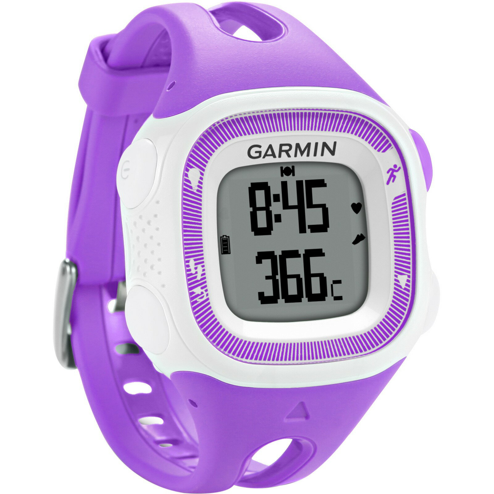 "Garmin Forerunner 15 Wrist Watch - 1.58"" - 2.05"" - Running, Cycling, Training 2"
