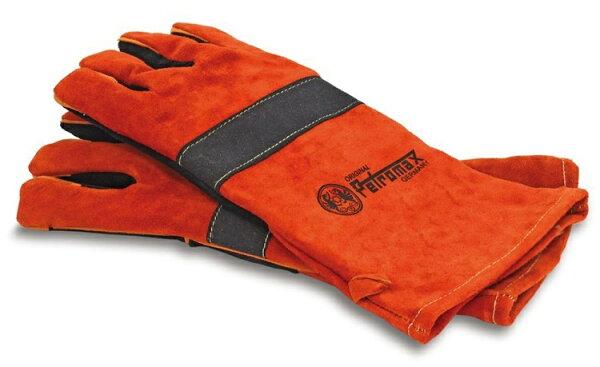 台北山水戶外用品專門店:PetromaxAramidPro300Gloves專業級耐熱皮手套隔熱手套焚火台配件鑄鐵鍋配件h300