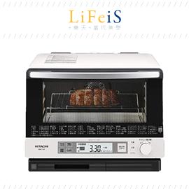 當代美學 日版 日立 HITACHI【MRO-TW1】30L 烤箱 微波 加熱水蒸汽 二段料理 二段加熱 日立 水波爐