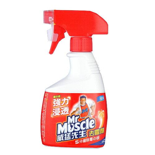 威猛先生強力去霉劑噴槍400g【愛買】