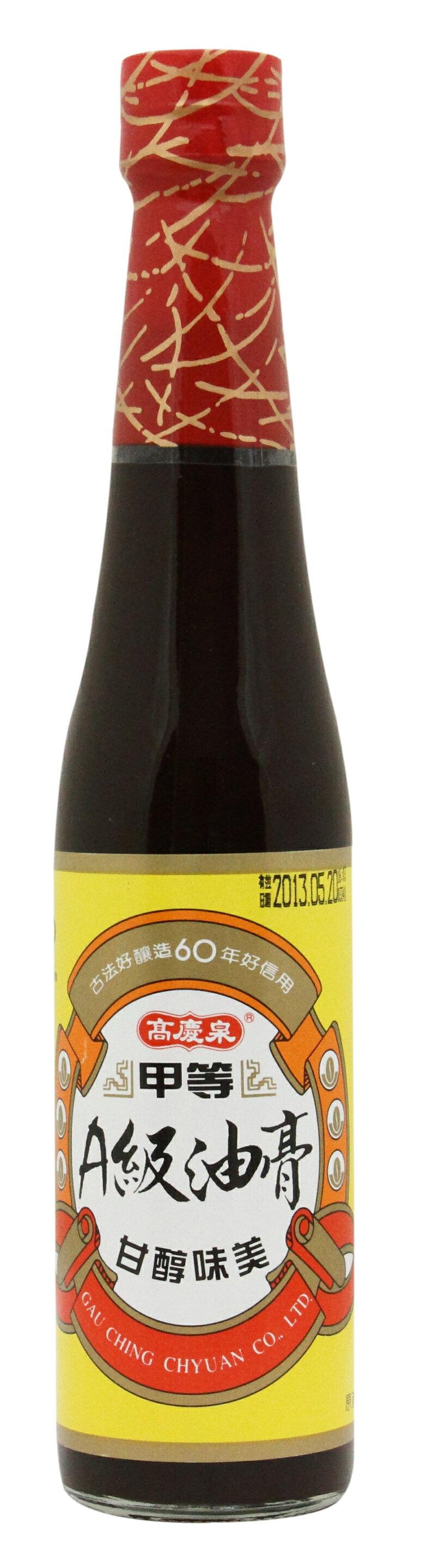 高慶泉 A級油膏410ml