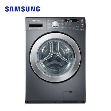 SAMSUNG 三星 WD14F5K5ASG  14KG 雙效威力淨滾筒洗衣機 靛藍黑  公司貨 0