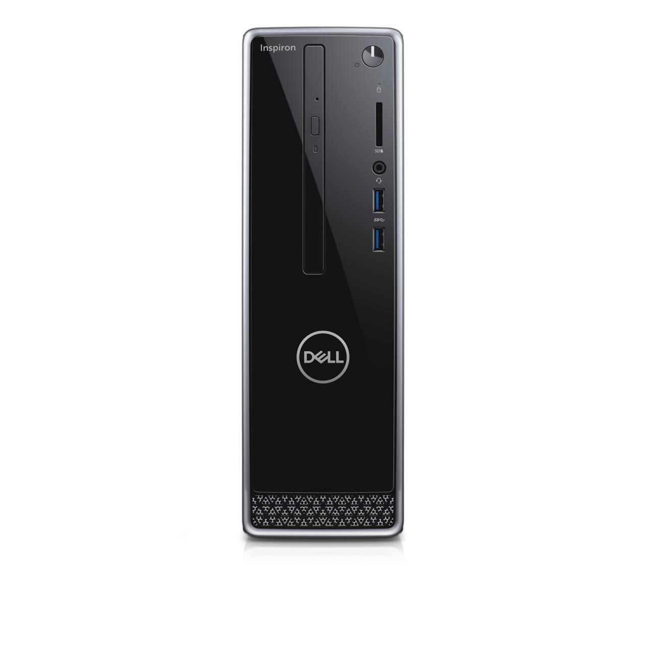 Dell Inspiron 3471 Desktop (Quad i3/8GB/256GB SSD & 1TB) + $107.25 Credit