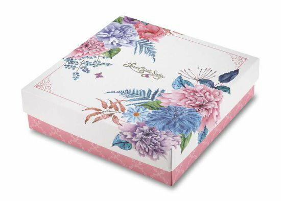 【零售量】6號低盒.愛在春天.低50個