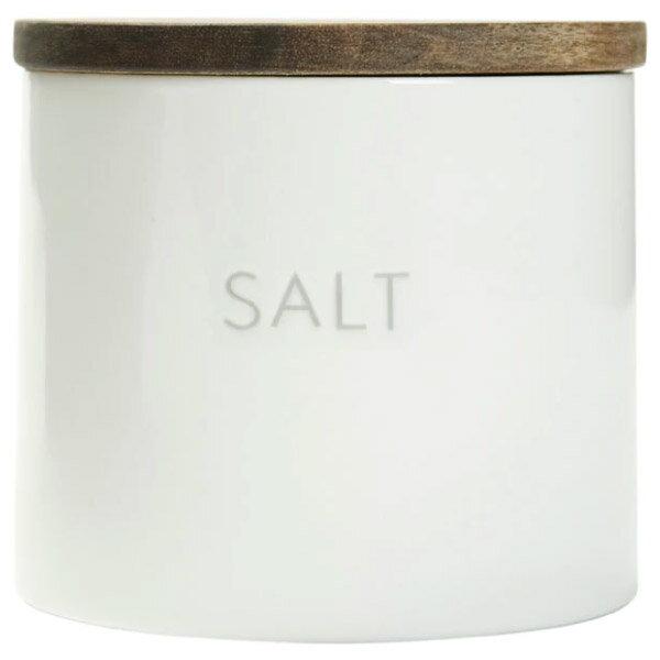 瓷製調味料罐 SALT 350ml NITORI宜得利家居 1