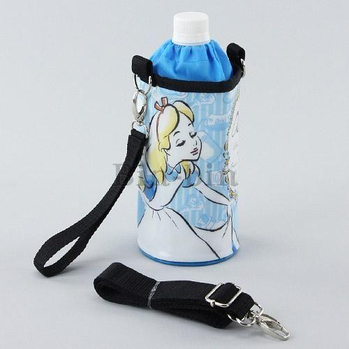 迪士尼 愛麗絲保溫保冷水壺提袋/794-266