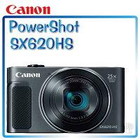 Canon佳能到➤【和信嘉 Canon Power Shot SX620HS (黑)  公司貨 原廠保固