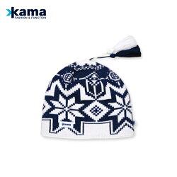 【露營趣】歐洲進口 捷克 Kama A22 美麗諾羊毛奈米保暖帽 羊毛帽 防風帽 KMA22-110