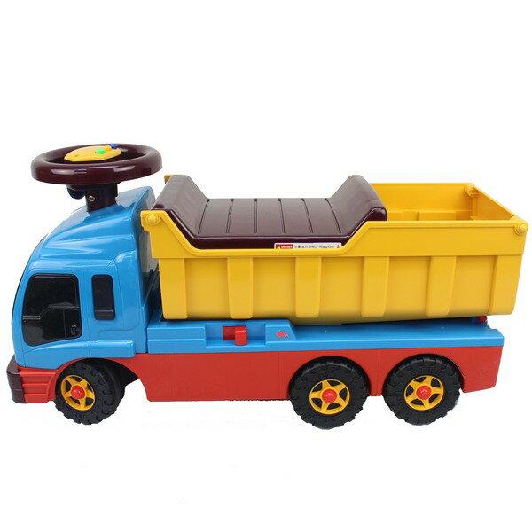 GRANTO可乘坐沙石車玩具DS-190兒童座騎(IC音樂)一台入{促2500}大型玩具車~全新~生DS-190