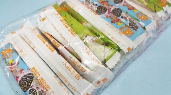 愛鴨咖啡:《愛鴨咖啡》水晶冰糖包棒型冰糖包糖度99.76gx100條