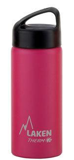 【鄉野情戶外專業】LAKEN  西班牙  Classic不鏽鋼保溫瓶 / 不鏽鋼保溫水壺500ML  紫紅 TA5F
