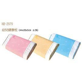 Mam Bab夢貝比 - 好夢熊幼兒健康枕 -單布套 (粉、黃、藍) 0