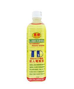 惠幼 成人用(TD3)電解質/電解水飲品500ml【德芳保健藥妝】