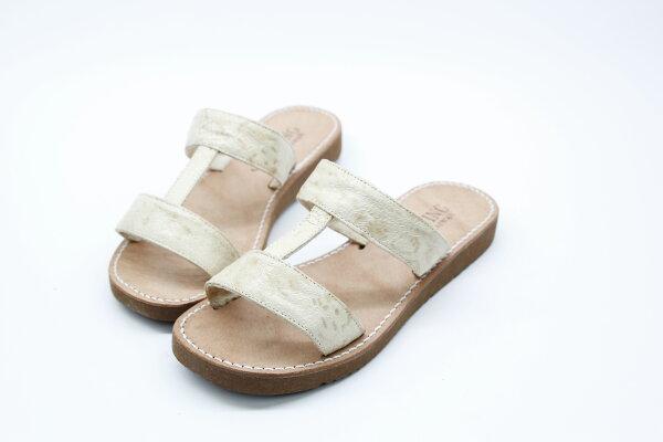 Aimez La Vie:AimezLaVie輕鬆舒適 基本款工字拖真皮台灣製拖鞋
