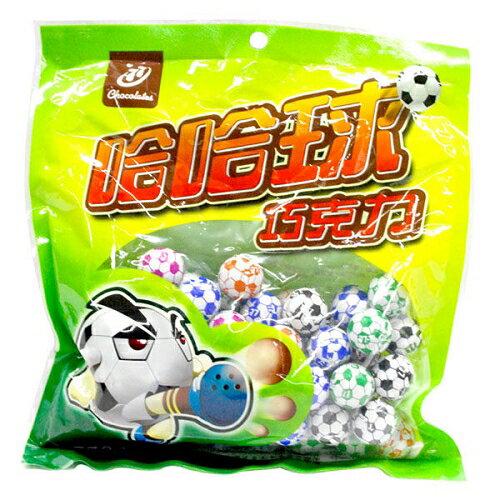 宏亞哈哈球巧克力324g【愛買】