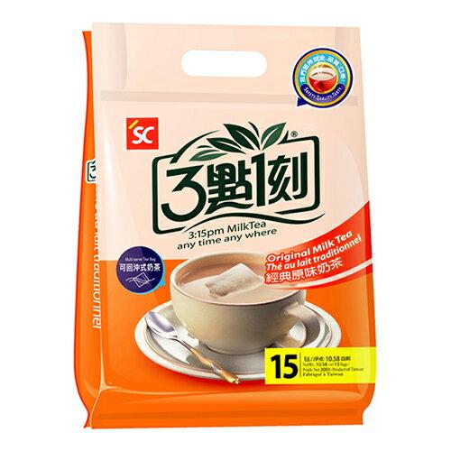 <br/><br/>  3點1刻經典原味奶茶(20g*15p/袋)【愛買】<br/><br/>